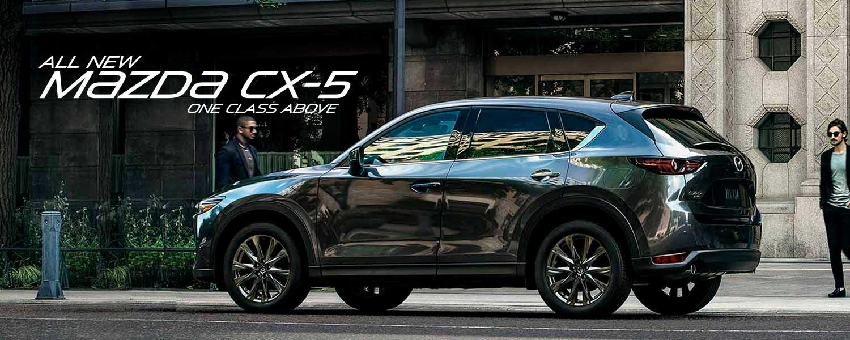 All New CX-5 GTX 2.5L TURBO PLUS CA