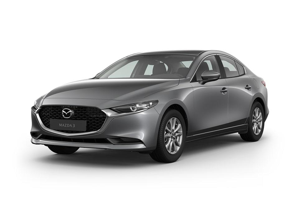 All-New Mazda3 Sedán