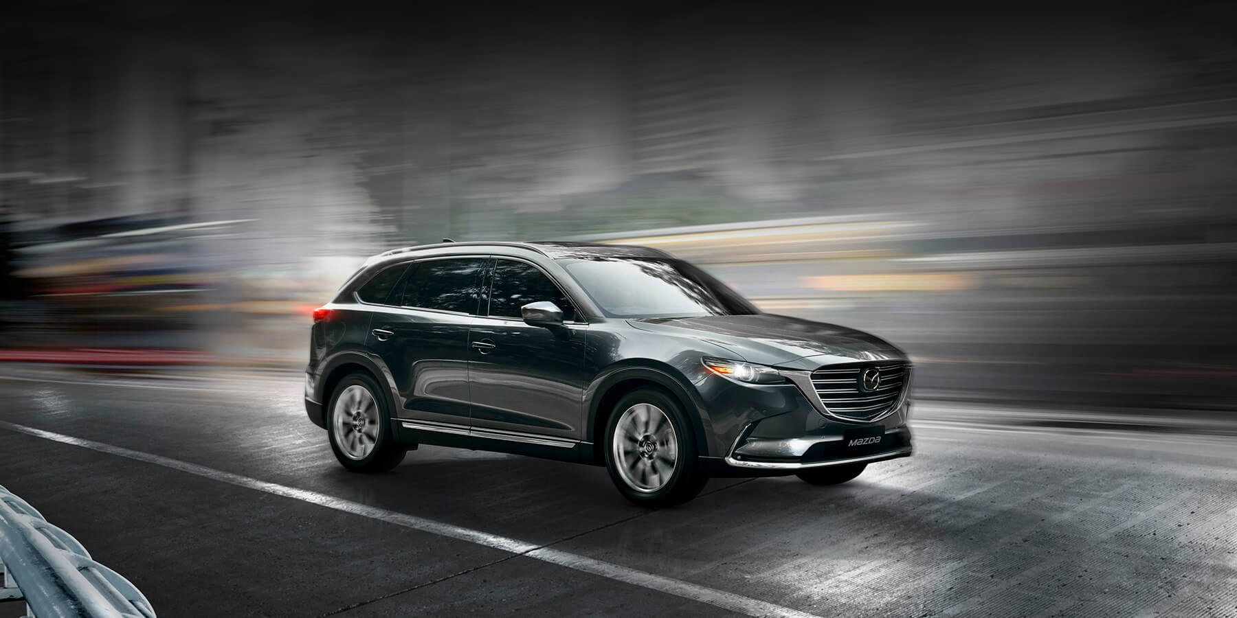 New Mazda CX-9 GTX AWD 2.5L TURBO PLUS IPM